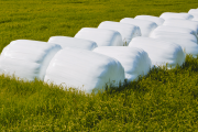 KORO-SILAGE: Efficient and Convenient Bale Wrapping