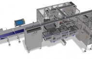 NEW ML180 LOADER  FOR AN EFFICIENT AND HYGIENIC DESIGN