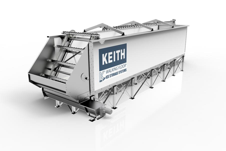 Improve Processing Efficiency with KEITH Ice Bins