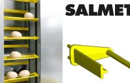 Salmet changed the basket of its Elevator system