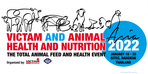 VICTAM AND ANIMAL HEALTH AND NUTRITION ASIA 2022