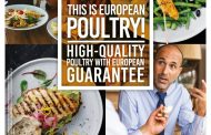 New Promotion Project- This is European poultry! High-quality poultry with European guarantee
