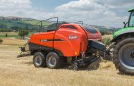GRASS AND STRAW HARVEST INNOVATION FROM KUHN