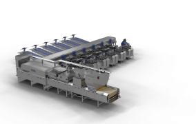 PRIORITY ON FOOD SAFETY - NEW MOBA OMNIA XF2 GRADING MACHINE