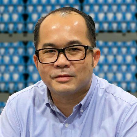GI-OVO new employee Jerry Yap