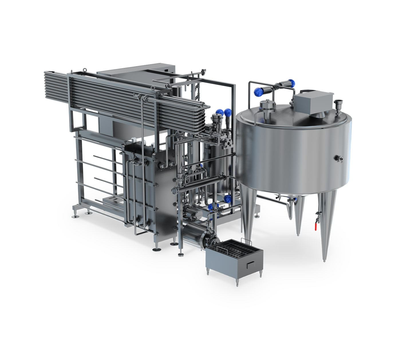 New product for small- and medium sized egg processors